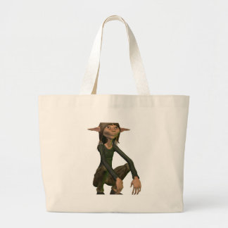 Elf Large Tote Bag
