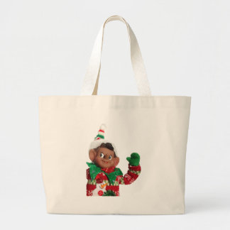 Elf Large Tote Bag