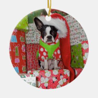 Elf Lola B. Boston Ornament