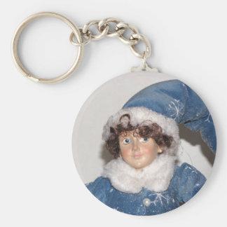 Elf Lord Holiday Keychain