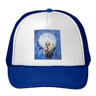 Elf Madonna Cap Trucker Hat