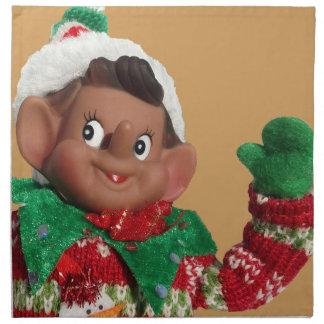 Elf Napkin