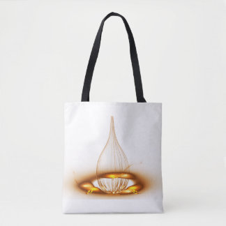 Elf nest  - Digital Art Design Tote Bag