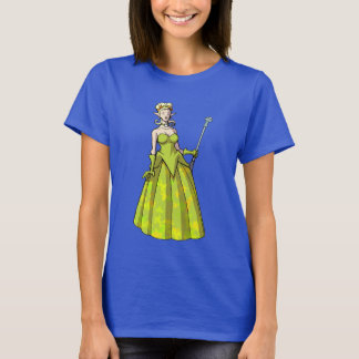Elf noble golfer t-shirt