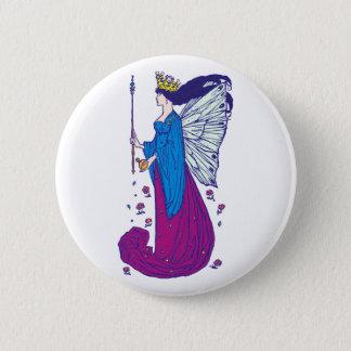 Elf queen Titania eleven queen 2 Inch Round Button