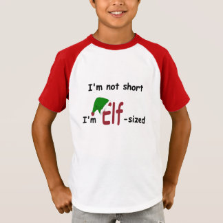 Elf - Size Shirt