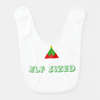 Elf Sized Bib