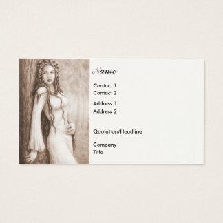 Elfa Business Card