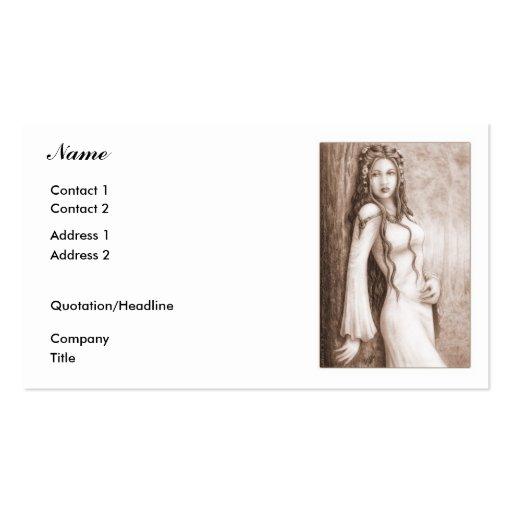 Elfa Business Card Template