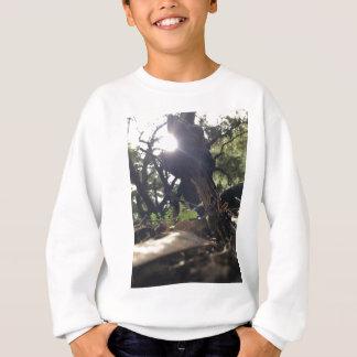 Elfin Saddle Mushroom Sweatshirt