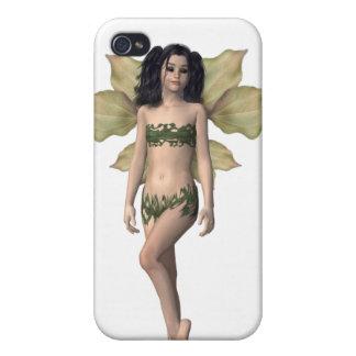 Elfine Fairy Cover For iPhone 4