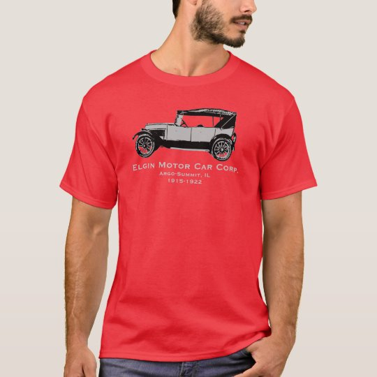 Elgin Motor Car shirt Argo-Summit IL