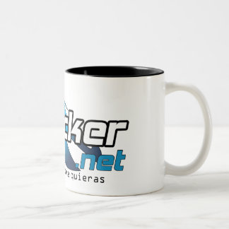 elhacker.net NICK Two-Tone Coffee Mug