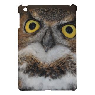 Eli - Great Horned Owl I iPad Mini Cases