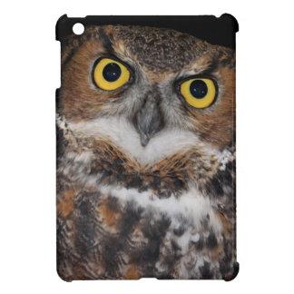 Eli - Great Horned Owl II iPad Mini Case