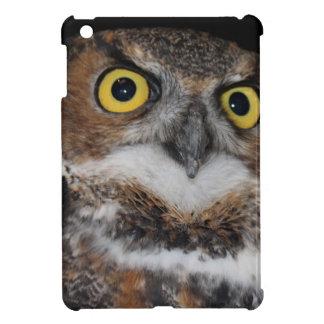 Eli - Great Horned Owl V iPad Mini Case