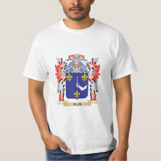 Elia Coat of Arms - Family Crest T-Shirt