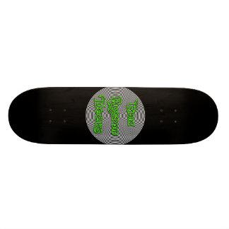 elia spiral logo deck skate decks