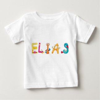 Elias Baby T-Shirt