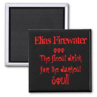 Elias Firewater Magnet