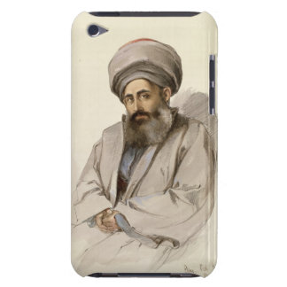 Elias - Jacobite Priest from Mesopotamia iPod Touch Cover