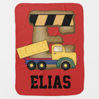 Elias's Personalized Gifts Baby Blanket