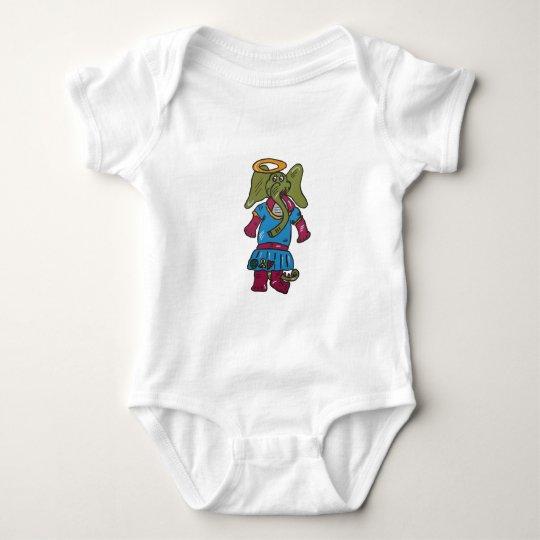 elidragon baby bodysuit
