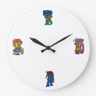 elidragon large clock