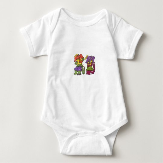 elidragon youth baby bodysuit
