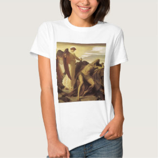 Elijah in Wilderness by Lord Frederic Leighton T Shirts