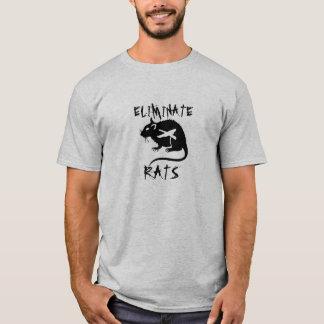 Eliminate Rats T-Shirt