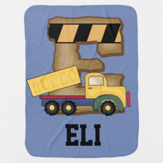 Eli's Personalized Gifts Baby Blanket