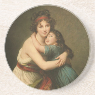 Elisabeth and Her Daughter Coaster