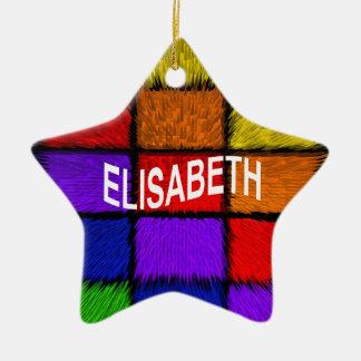 ELISABETH CERAMIC ORNAMENT