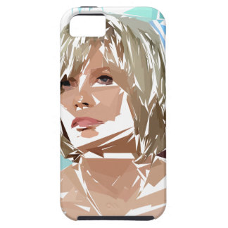 Elisabeth_Guigou iPhone 5 Case