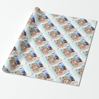 Elisabeth_Guigou Wrapping Paper