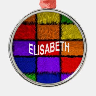 ELISABETH METAL ORNAMENT