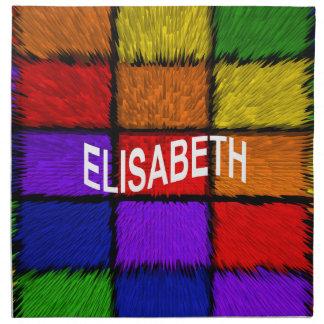 ELISABETH NAPKIN