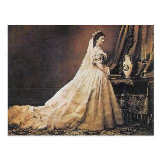 Elisabeth of Bavaria (Sisi) Postcard