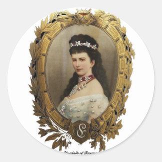 Elisabeth of Bavaria Sticker