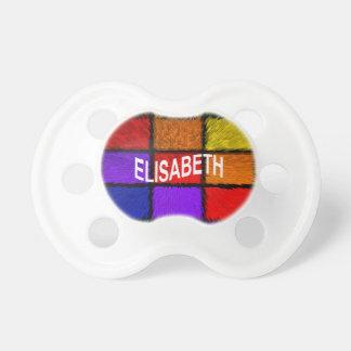 ELISABETH PACIFIER