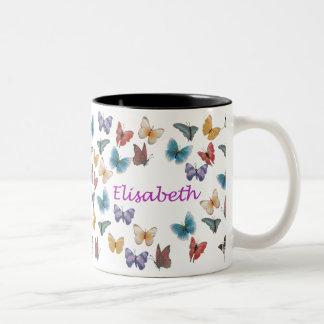 Elisabeth Two-Tone Coffee Mug