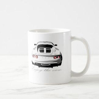 elise enjoy the view coffee mug