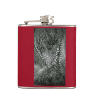 Elissa's Elixer Hip Flask