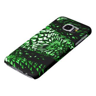 Elite Emerald Dragon Imperial Army Armor Samsung Galaxy S6 Cases
