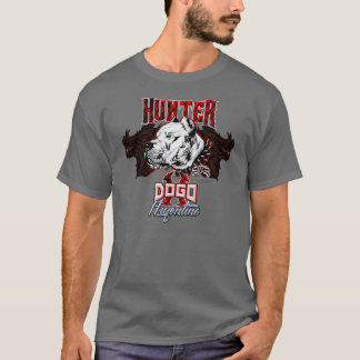 Elite HUNTER Dogo Argentino T-Shirt