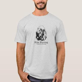 Elite Hunting (type print & location) T-Shirt