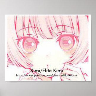 Elite Kimi Poster