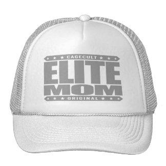 ELITE MOM - I am Greatest Domestic Warrior Goddess Trucker Hat
