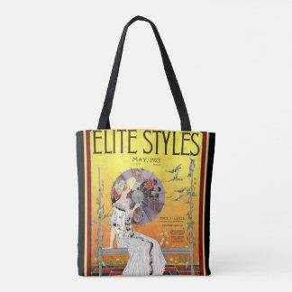 Elite Styles Art Deco 1923 Tote